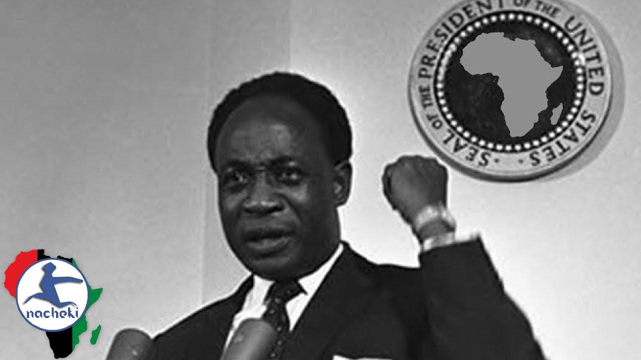 Kwame Nkrumah Speech That Will Unite Africa - YouTube