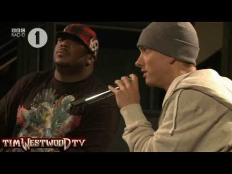 Eminem interview Part 1 - Westwood