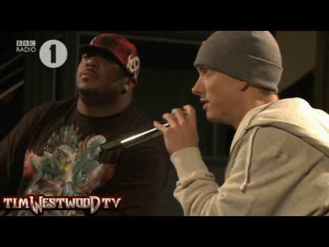 Eminem interview Part 1 - Westwood