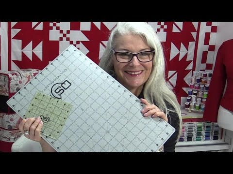 New Rulers and Mats from Quilters Select