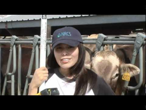 Navajo Young Woman Explores Engineering Career