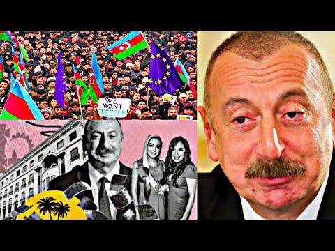 Ալիևը դատվեց! Բաքվում Սարսափելի Ցույցեր են Ուզում են մտնեն Եվրոպա