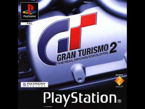 Gran Turismo 2 Soundtrack - Keiji Matsumoto - Blue Line (Instrumental Version)