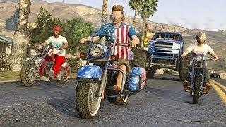 "GTA V : ""Independence Day"" : les villas, masques, vêtements"