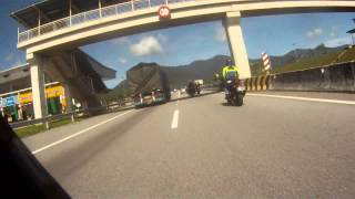 MYXJ6 CONVOY TO TAIPING PERAK 25 NOVEMBER 2012