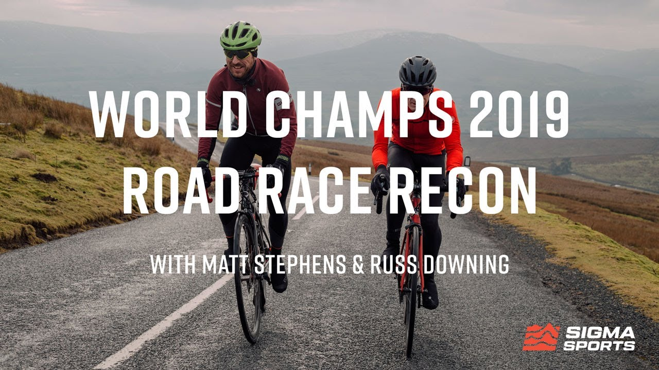 Matt Stephens Rides The 2019 World Road Race Course | Sigma Sports