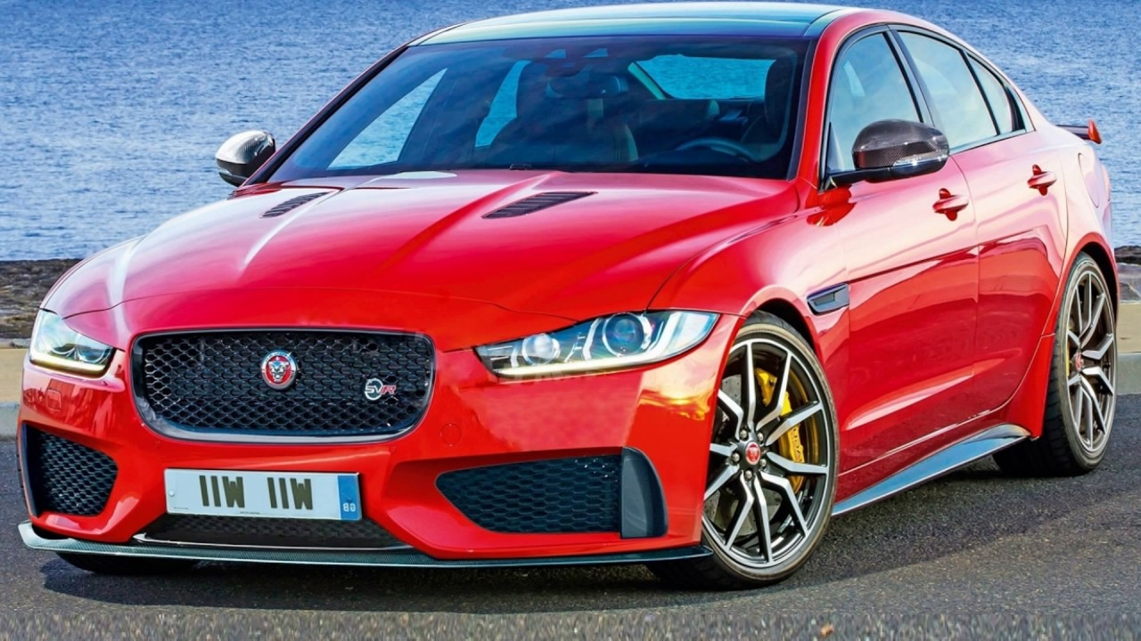 2018 jaguar svr. brilliant jaguar update 2018 jaguar xe new svr to jaguar svr