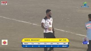 BABUL BHAGAT 5 BALL 5 SIXES  | AAMDAR CHASHAK 2018 LIVE KAMOTHE