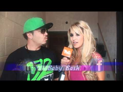 Ba Bash Slide OverLife interview for HOLLYWOOD LIFE WITH LEILA CIANCAGLINI
