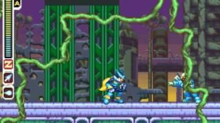 Mega Man Zero 3 All Ex-Skills