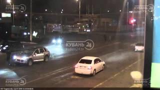 ДТП на ул Тургенева и ул Калинина 24 12 15