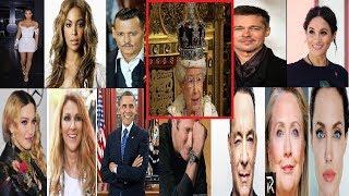 Топовые голливудские звёзды и политики -...
