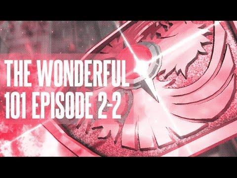 The Wonderful 101 #2-2: Rock Hard Sports