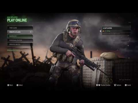 Call of Duty Modern Warfare Remastered Multiplayer Road to Commander COD 4 RTC