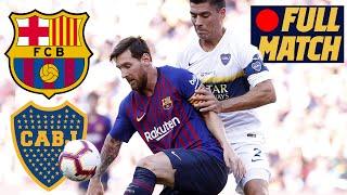 🔴 FULL MATCH LIVE: Barça 3 - 0 Boca Juniors (2018)