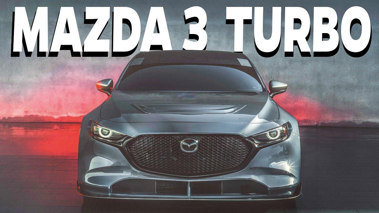 2021 Mazda 3 Sedan Redesign