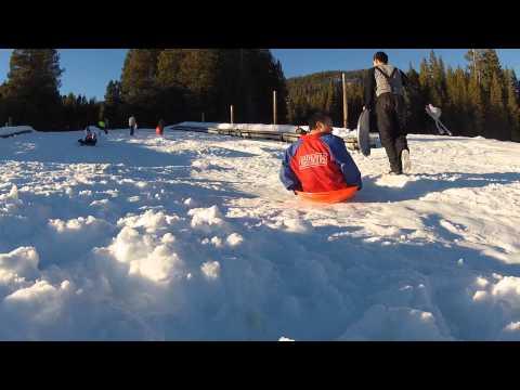 Snow - Huntington lake