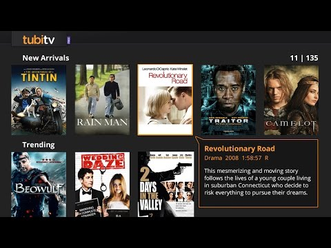 Review: Tubi TV- Free Movies & Free TV