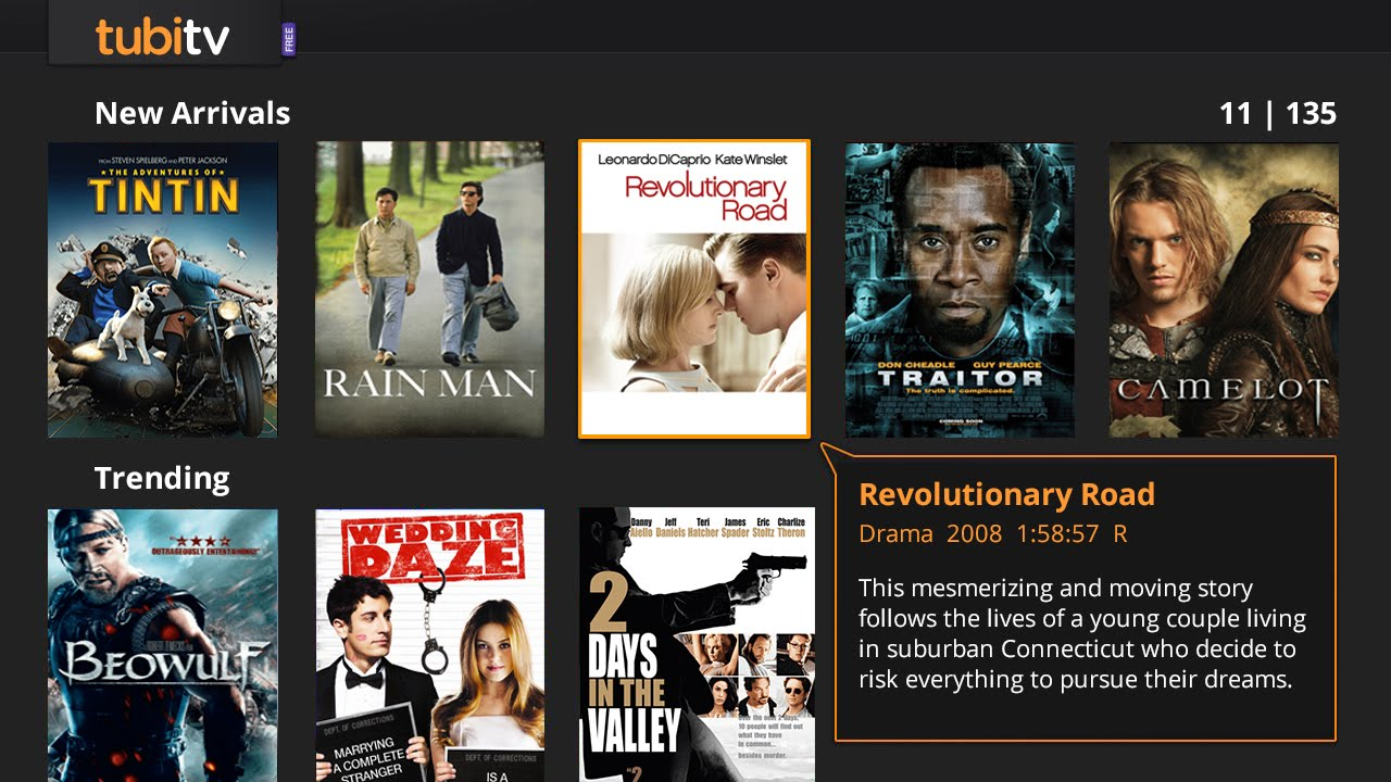 Review Tubi Tv- Free Movies  Free Tv - Youtube-4901