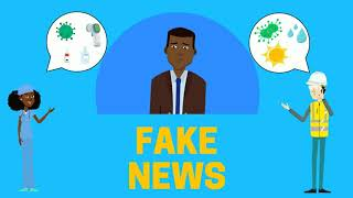 Spotting scams and fake news about COVID-19 (Kiswahili)
