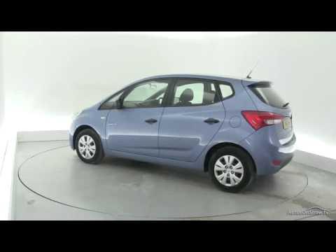 2011 Hyundai Ix20 Classic Youtube