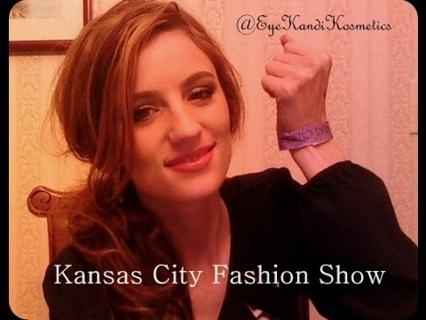 Kansas City Fashion Week inside scoop!!
