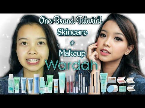 terlengkap-!!!-wardah-one-brand-skincare-&-makeup-tutorial-+-quick-review-|-primadita-r