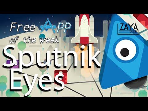 Sputnik Eyes free app of the week