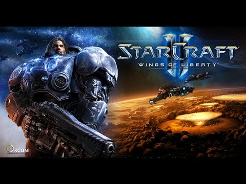 StarCraft II Wings of Liberty. Episode 3 : food for thought.