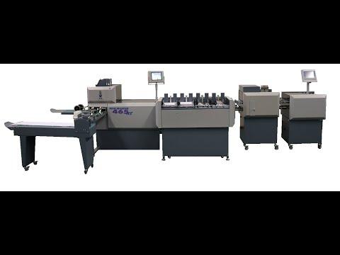 KAS Paper Systems Mailmaster 465HS C4/C5/DL envelope inserter