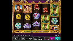 Queen Isabella Slot - Big Win Casino Bonus Game Play