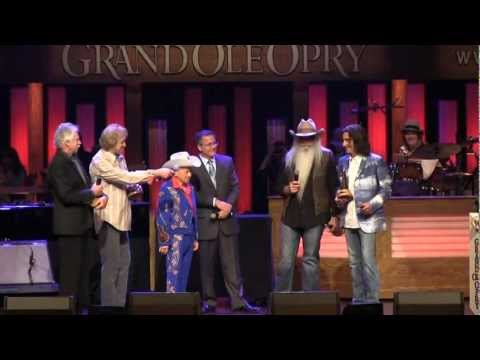 ORB Inducted into Grand Ole Opry