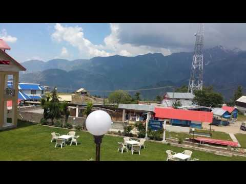 Pine park hotel and resort natural beauty view and scenery shugran khyber pankhtukhwa pak