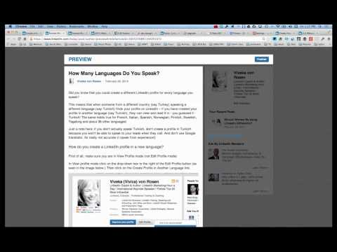 Why and How to Use New LinkedIn Publisher