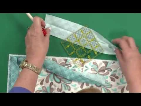 Sew Easy: Quilt Binding - Corners, Techniques And More!