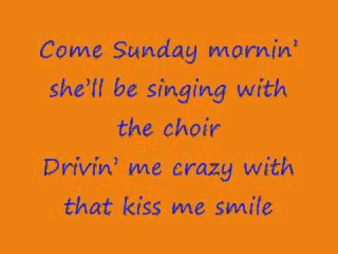 Love and Theft - Angel Eyes with Lyrics