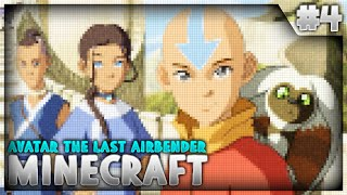 "Minecraft: Avatar The Last Airbender - ""BATTLE OF BENDERS!"" - Episode 4 ( Bending Modded Factions )"