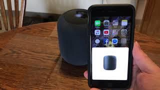 Apple HomePod: Unboxing & Setup