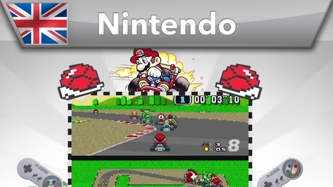 History of Mario Kart