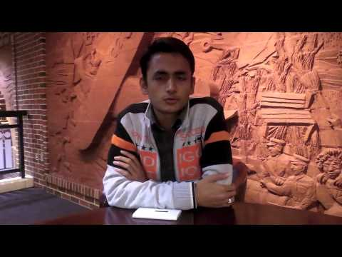 TSU International Student Interview - Abhishek Singh (India)