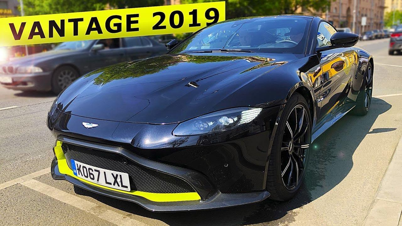 ЕДИНСТВЕННЫЙ Aston Martin Vantage 2019 в РФ! ТЕСТ-ДРАЙВ. Вызов Бородатой езде!