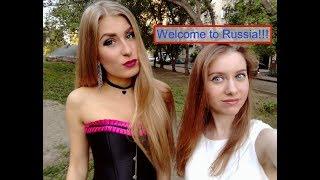 Русские девушки зовут бразильцев на Fifa18 в Россию: приколы от души!