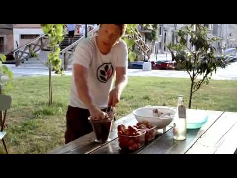 Jamie Oliver in Italy