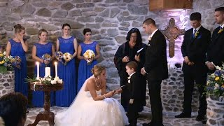 The Important Reason This Stepmom Made Wedding Vows to Her New Stepson That Included His Dad's Ex… thumbnail