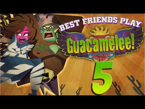Guacamelee Super Turbo Championship Edition (Part 5)