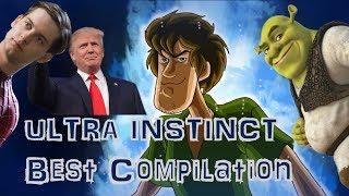 Ultra Instinct Migatte no Gokui - MEME Best Compilation