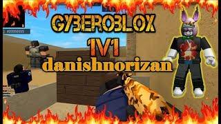 Roblox Counter Blox 1v1 danishnorizan Pt 1