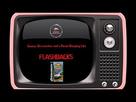 GBHBL Flashback: Episode 47 - Sega Rally Championship (Sega Saturn)