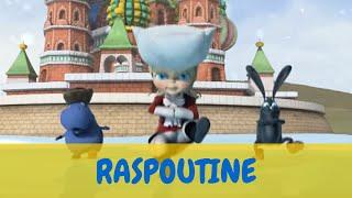 Bébé Lilly - Raspoutine
