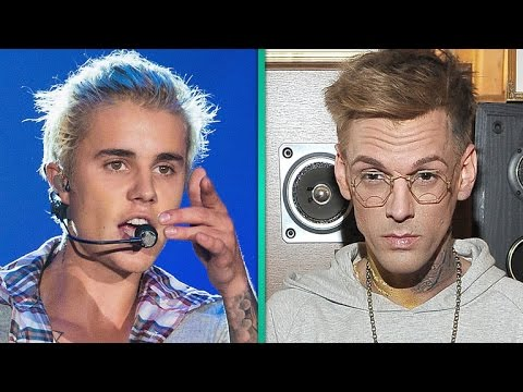 Aaron Carter on What Sets Him Apart From Justin Bieber: 'A Phoenix Rising From The Ashes'
